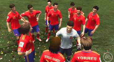 EA announces 2010 FIFA World Cup South Africa videogame