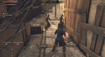 Greedfall The Charlatan Quest - How to escape without killing anyone