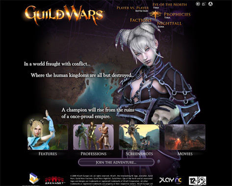 NCSoft launches 'Discover' websites for Guild Wars and Lineage II