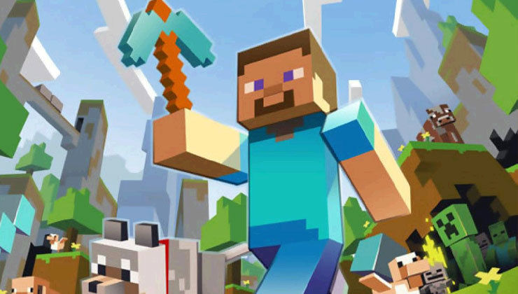 Father blames Minecraft for son bringing gun and hammer to school