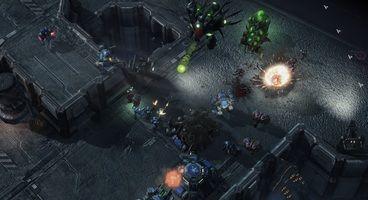 New mods on Starcraft II test server