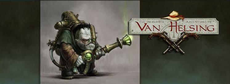 The Incredible Adventures of Van Helsing announced by Neocore