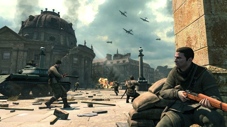 Sniper Elite V2 playable demo now available