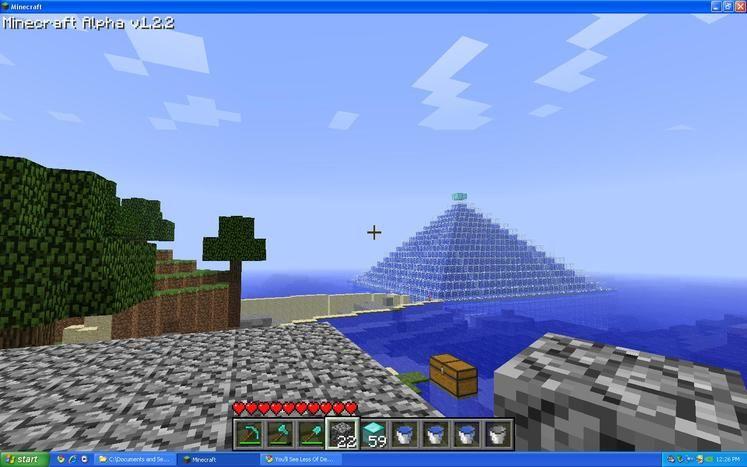 Minecraft launching November 11