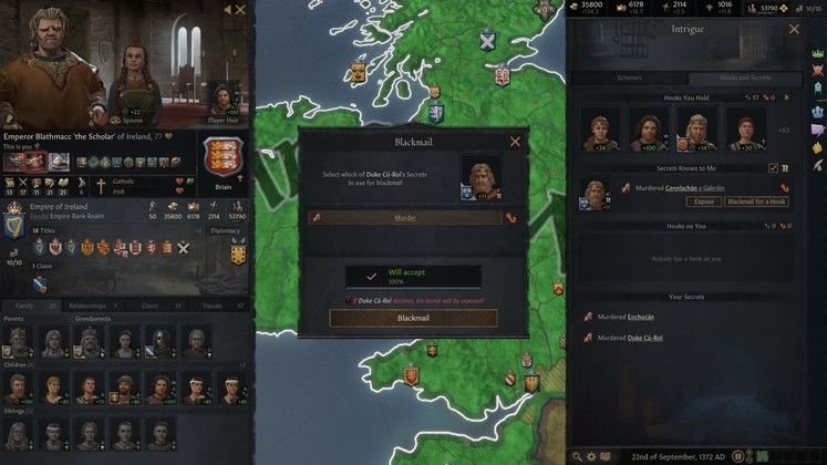 Crusader Kings 3 Faction Guide