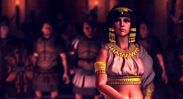 New Total War: Rome 2 trailer spotlights Cleopatra