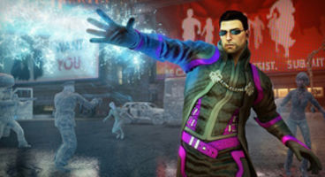 Saints Row IV as a next-gen launch title could