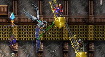 Castlevania: Harmony of Despair PSN will have all DLC