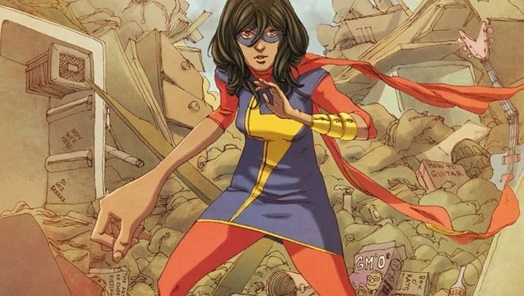 Marvel's Avengers may have just revealed Ms. Marvel