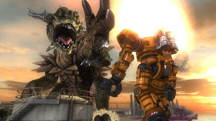 Earth Defense Force 5 has now been released on Steam