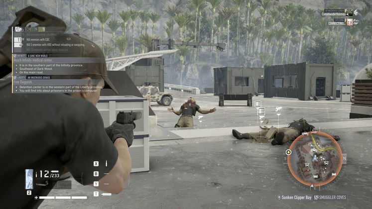 Ghost Recon: Breakpoint Ghost Mode Review