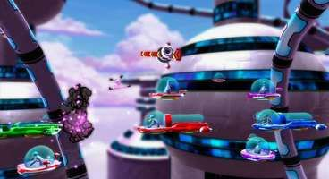 Ms. Splosion Man briefly listed for PC