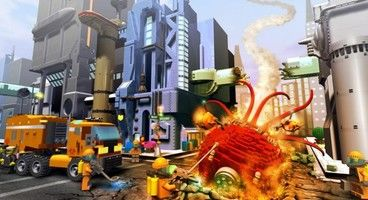 Lego Universe coming this October