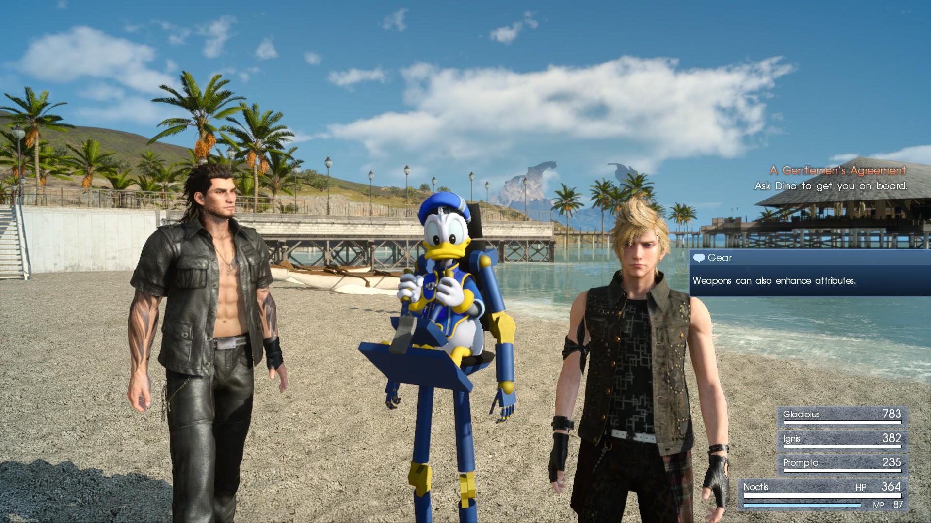 Final Fantasy XV - All News | Games @ Locus Inn
