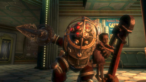 PS3 BioShock details come squelching in from US EGM magazine