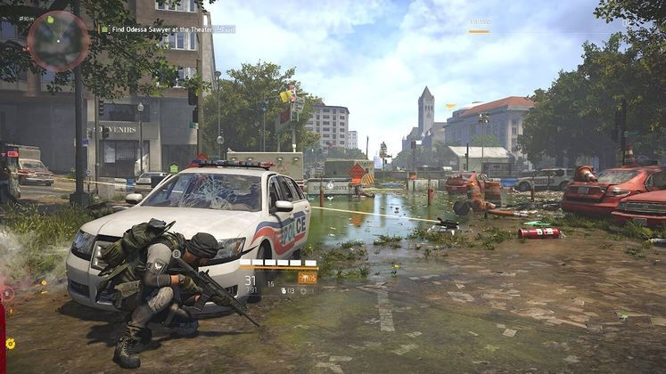 The Division 2 Turret Disappearing Bug - Is There a Fix?