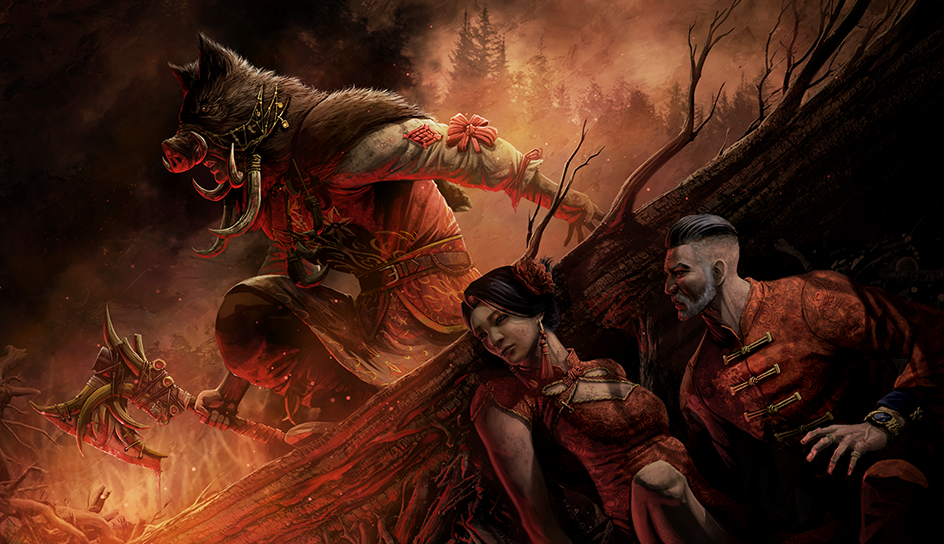 Dead By Daylight's 2019 Moonrise Lunar New Year Event Kicks off at