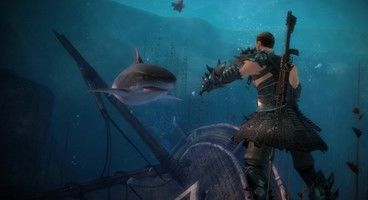 Guild Wars 2 going under the sea, breathers are standard kit