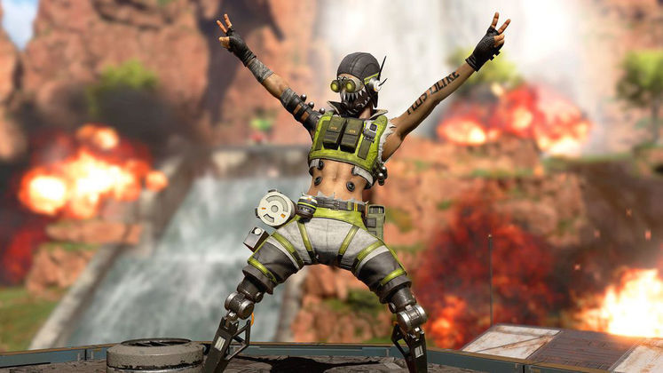 Apex Legends Roster - All Apex Legends Characters Revealed