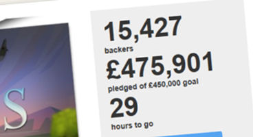 Project GODUS fully funded, reaches second stretch goal at £475k