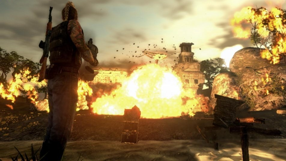 Top 5 Video Game Explosions | GameWatcher