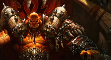Filming of Warcraft movie
