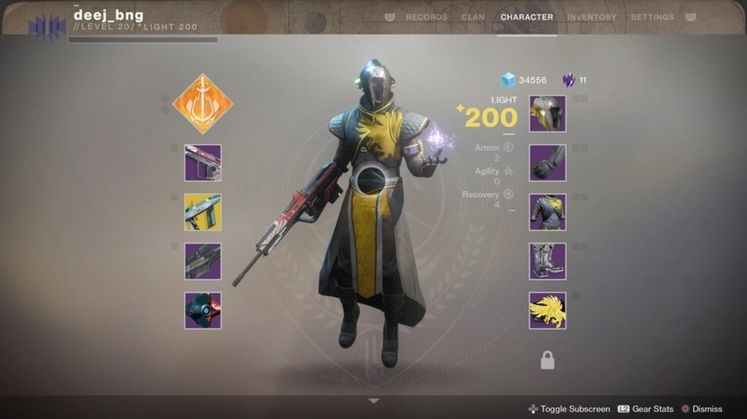 Destiny 2 Infusion - What's With The 'Base Power Too Low' Alert?