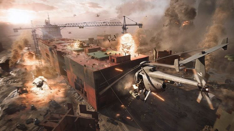 Battlefield 2042 Vehicle List - Every Playable Vehicle Detailed