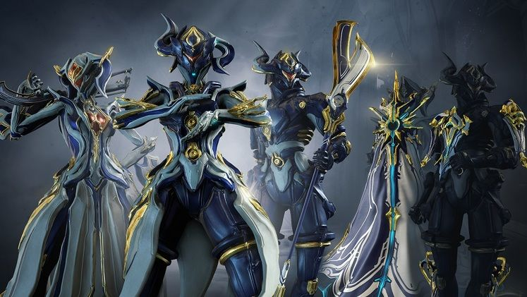 Warframe Equinox Prime Access Detailed