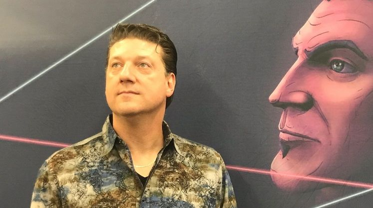 Former Voice of Claptrap accuses Randy Pitchford of Physical Assault