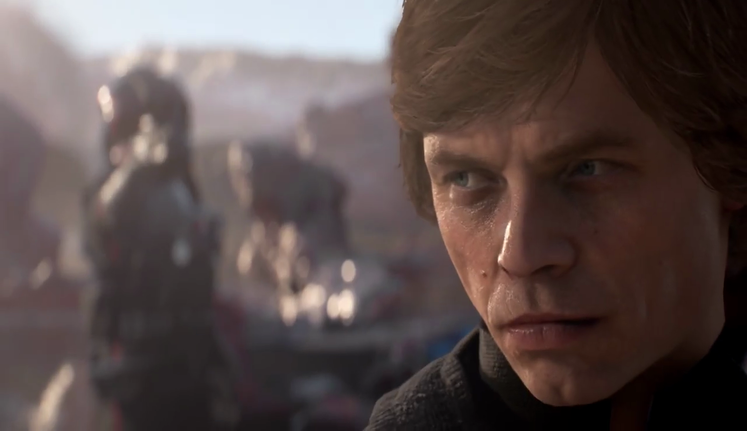 Darth Vader and Luke Skywalker are Locked Heroes in Star Wars Battlefront 2 <UPDATE #5: