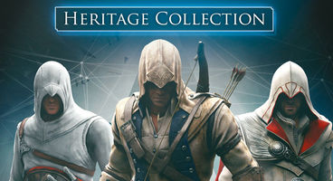Ubisoft announce Assassin's Creed Heritage Collection, bundles original titles