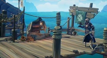 E3 2019: Sea of Thieves Spartan Ship Set - How to Get Halo-themed Ship