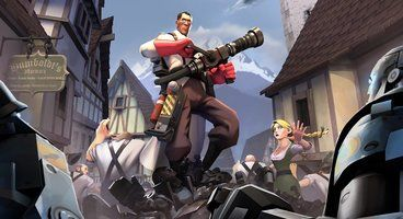 Part 2 of Two Cities Update for Team Fortress 2 brings players to Rottenburg