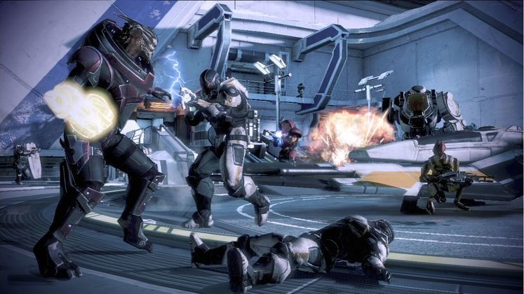 BioWare: Mass Effect 3 DLC was worked on post-development