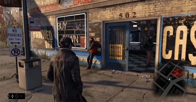 Ubisoft Aim For The Density First In Watch Dog S Chicago Gamewatcher