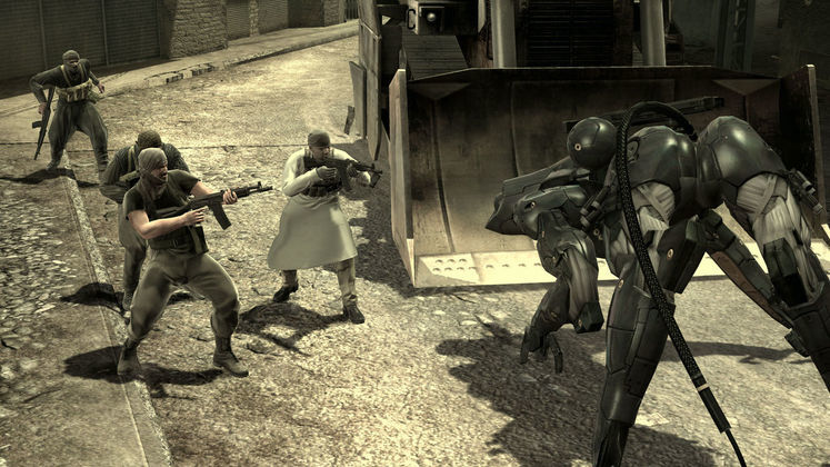 Metal Gear Solid 4 update to add Trophy support