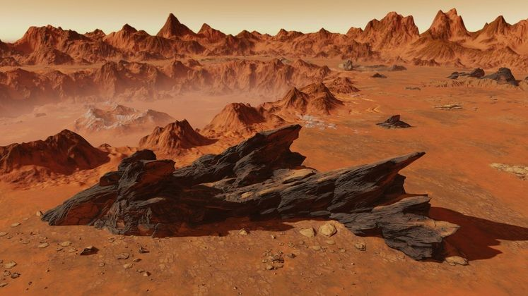 Surviving Mars: Sagan Update Coming out Today