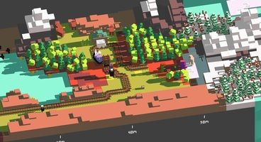 Daedalic Entertainment Announces Roguelike Track Builder Unrailed!