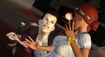 GamesCom 2012: The Sims 3: Seasons and Supernatural shown off