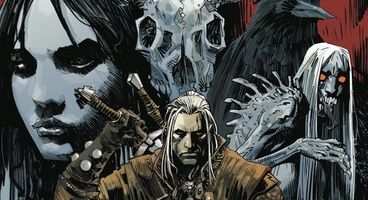 Dark Horse officially announces The Witcher comic book