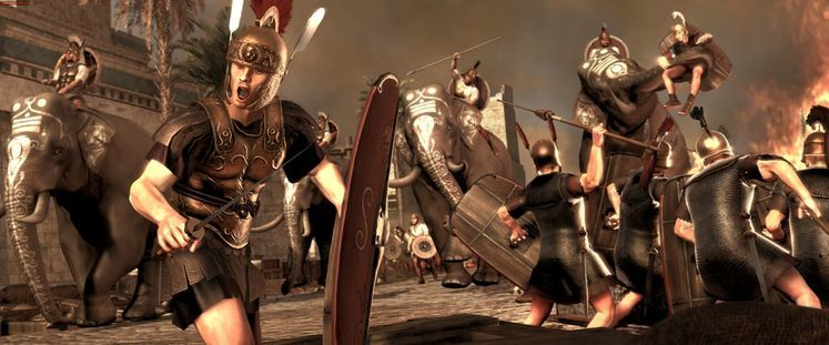 Creative Assembly will debut a new Total War title at EGX this month