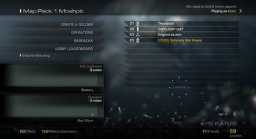 Rumour: Infinity Ward leaks Call of Duty: Ghosts map pack names