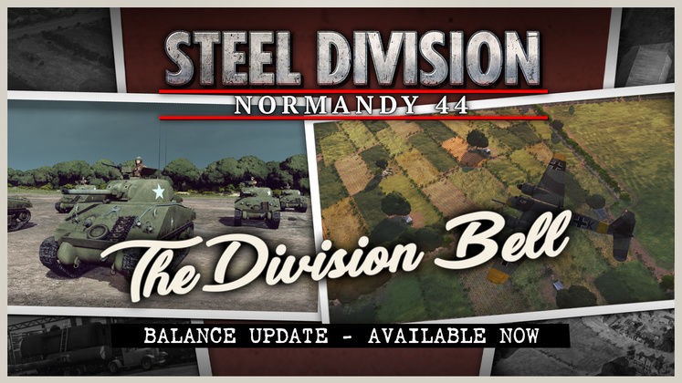 Steel Division: Normandy 44 Patch Notes - Back In Black Update