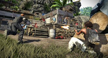 Far Cry 3 High Tides DLC Co-op Pack Released Exclusively for PS3