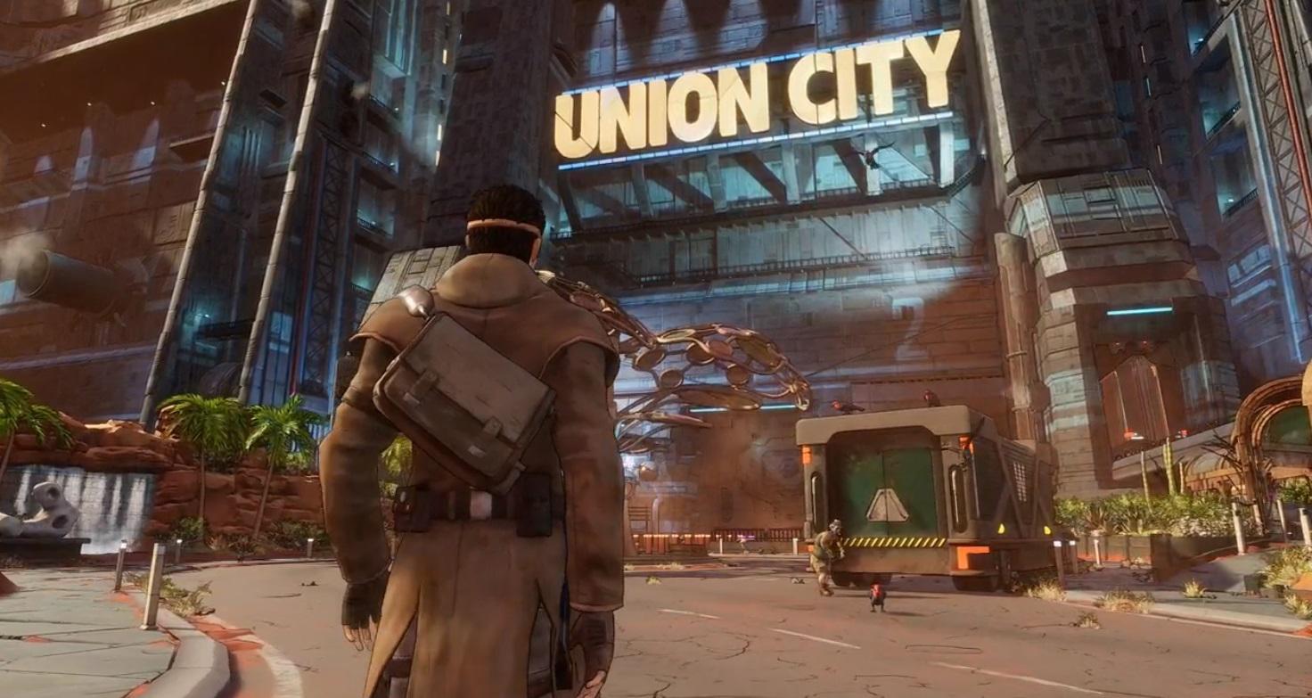 Beneath a Steel Sky (Game) - Giant Bomb