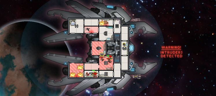 FTL: Advanced Edition introduces scavenger alien race The Lanius