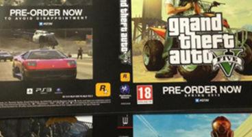 GAME tweets promotional GTA V artwork, affirms 'spring 2013'