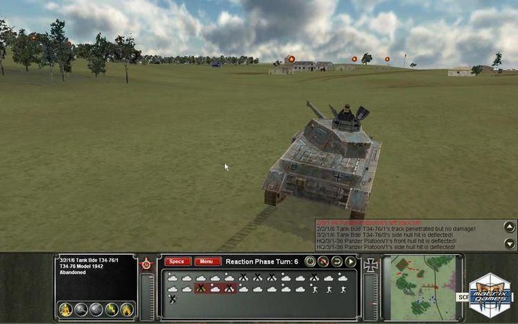 Matrix Games announces Panzer Command: Kharkov