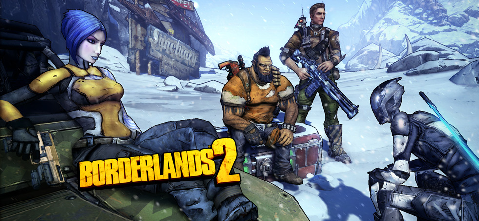 Borderlands 2 Receives Its First Large Scale Community Patch